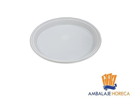 Farfurii din plastic Dopla plate 17cm
