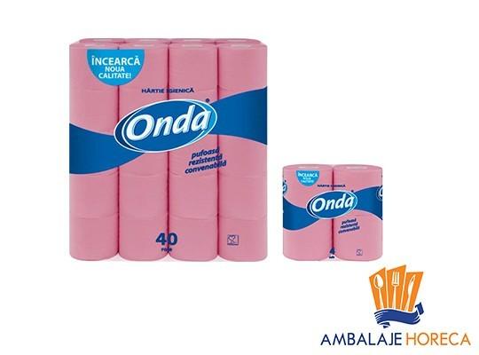 Hartie igienica Onda