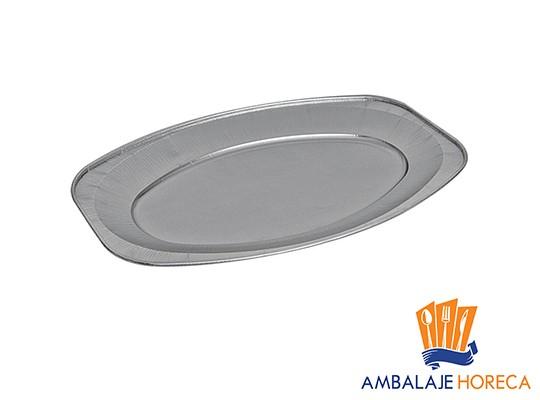 Platou oval din aluminiu oval 350
