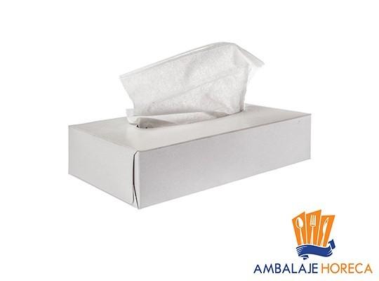 Servetele la cutie albe