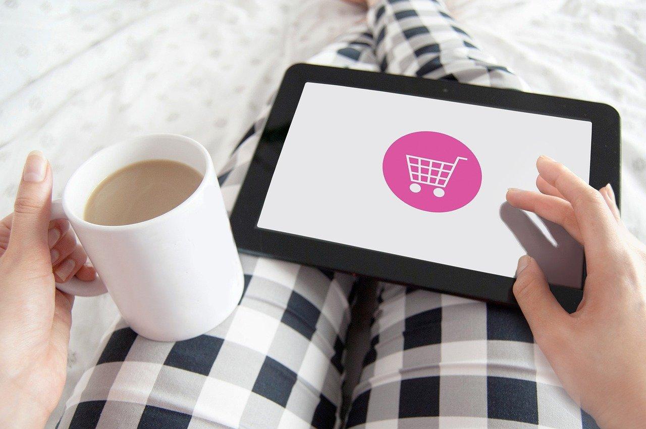 Beneficiile cumpărăturilor online